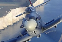 Aircraft - British WW2 / The RAF in action.