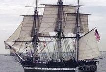 Sailing Ships / Beautiful sailing ships of all nations & eras.
