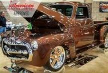 Awesome Trucks / JUST PLAIN GORGEOUS TRUCKS / by Rick Adams