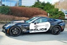 """COOL """"COP"""" CARS  / UNIQUE POLICE CARS FROM AROUND THE WORLD."""