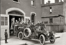OLD FIRE STATIONS
