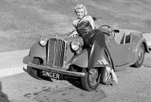 Cars & Stars (and sometimes motorcycles) / Glamour on 4 & 2 wheels....