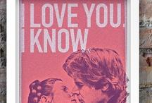 Star Wars Love / by Renee Sorenson