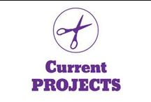 Current projects / by Pepper Ferguson