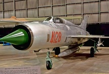 Aircraft - Soviet & Russian MIGs / The planes that we all dreamed of shooting down one days as kids growing up in 1980's America...