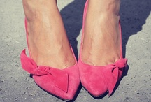 High hills shoes / by Sophie Wadley