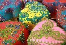 art: cakes!