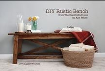 DIY - Furniture / by Susan Chapman