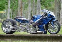 Awesome Bikes  / Some awesome looking bikes / by Rick Adams