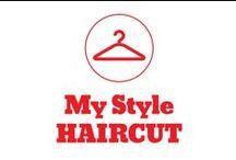 My style -  Haircut