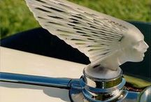 Classic Hood Ornaments  / Awesome hood ornaments from the past / by Rick Adams