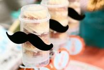 Mustache B-day party