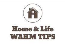 Home & Life - WAHM Tips / by Pepper Ferguson
