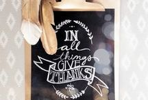 Holiday - Chalkboards for Halloween and Fall / by Susan Chapman