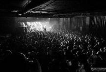 James Cabaret / concert & event venue - Wellington New Zealand 2013 - 2015