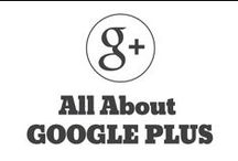 All About Google Plus / by Pepper Ferguson