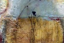 Mixed Media / Decay - Fragile & beautiful.