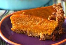PUMPKIN & OTHER WINTER SQUASH RECIPES / SWEET & SAVORY DELICIOUS RECIPES MADE WITH WINTER SQUASH.
