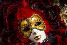 Prom 2015 - Carnevale di Venezia / Bringing the glamor and mystery of Venice's carnival to the students of IBEC.