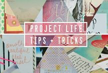Project life / Scrap booking on the go with Project Life App
