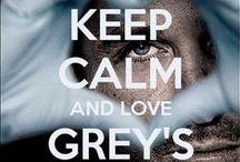 My Greys / by Andi Babb Brooks