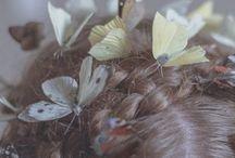 The fairies break their dances / And leave the printed lawn,   - A E Housman