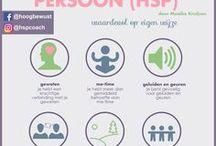 Life | HSP / HSP, Hooggevoeligheid, Hoogsensitiviteit