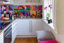 Home | Kitchen / Inspiration for my (new) kitchen