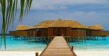Maldives, Bora-Bora, stb
