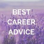 Best Career Advice / If you're looking for a new job or a better job, this board is for you! Read sage advice for all levels of your job search from resume tips, interview tips, cover letter tips, negotiation advice, networking and job search strategies. If you would like to contribute to the board, please follow and send me an email. Thank you!
