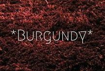 ♕♕ BURGUNDY Gl@m ColleCtion ♕♕