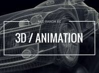 3D Modeling /Animation / Representación 3D de productos, objetos, superficies, etc. Animaciones publicitarias