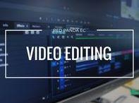 Edición Video / Ediciones de video profesionales para uso personal, privado o comercial
