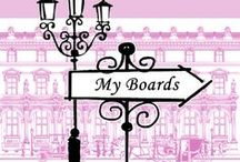 ♥♥ MY PERSONAL BOARDS ♥♥