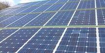 Solar - Energía Renovable - Fotovoltaica - Conexión a red / Solar Fotovoltaico - Son conexiones a red realizadas por Jogasol