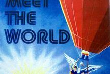 Disney Parks Posters