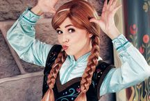 Disney Face Characters