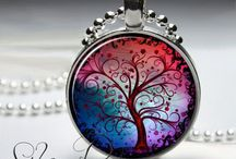 Stunning Jewellery / I sure love these works of art. I sure hope to own or make one of these one day!