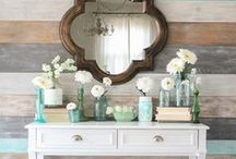 DIY Home Decor / DIY Home Decor. How to make your own home decor. Save money on home decor by making it yourself.