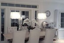 My Style / Transitional. A mix of contemporary rustic or farmhouse and glam. Clean lines. Minimal decor.