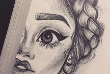 Schöne Zeichnungen