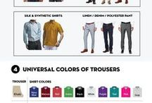 men's wear tips / wall includes all wear tips and lifehacks for stylish men