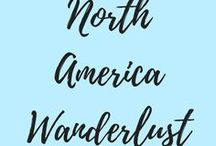 North America Wanderlust / Travel guides of the USA and Canada, itineraries, travel tips, food to try and everything about North America!!