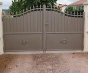 CLÔTURE ET PORTAIL / Portail et clôture pour sécuriser votre maison
