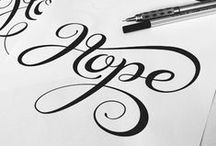 design.type.illustration. / by Joyce Lee