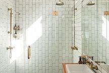 bathe / A beautiful bathrooms is a slice of heaven.