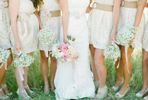 Someday...SOON! :)  / Im getting married in 2014-Im inspired by Rustic Vintage- Lace & Burlap- Summer- Outdoor- Country- DIY- Traditions-