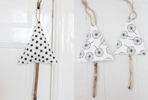 create (Christmas) / Make, sew, create and decorate for the holidays. / by Kate Mc Rugg