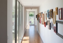 a picture is worth a thousand words /  so what is a wall of pictures worth? / by Kate Mc Rugg