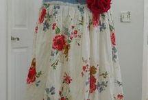 Sewing Clothes ♥ / #dressmaking #sewing #sewingpattern #seamstress